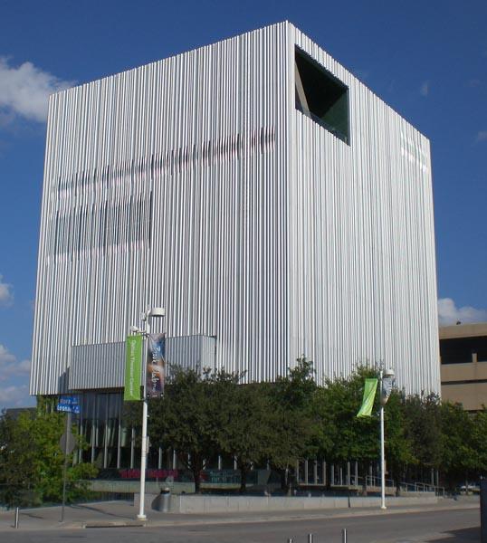 Dallas Theater Center Wyly Theater Dallas, Texas
