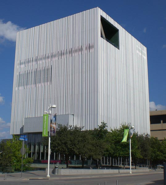 Dallas Theater Center Wyly Theater Dallas, Texas
