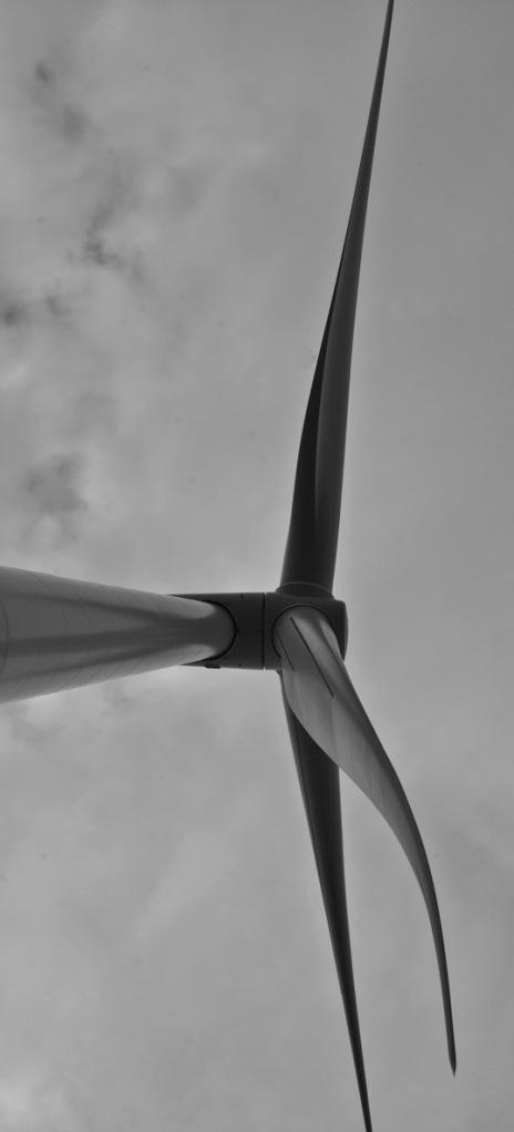 Wind Turbine, Blackwell, Oklahoma