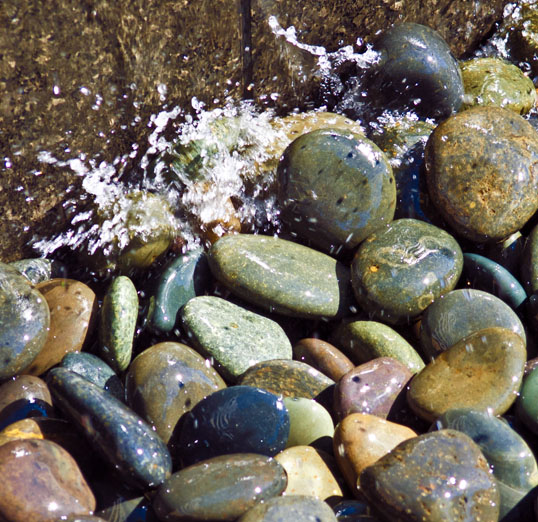 Water and Stones, Dallas, Texas