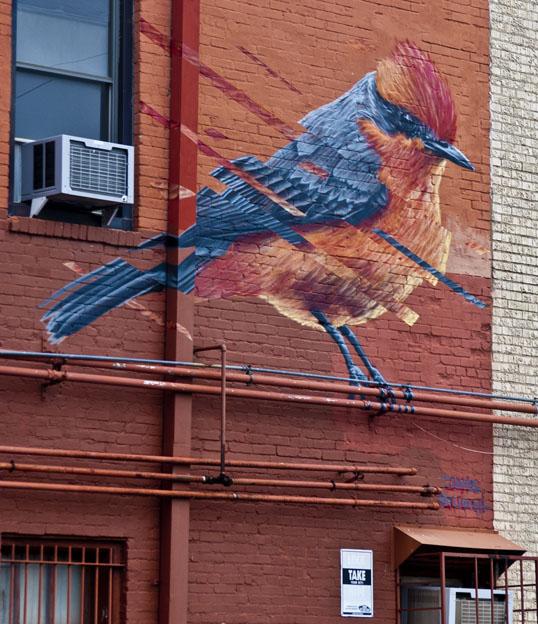 Mural, Exposition Park, Dallas, Texas