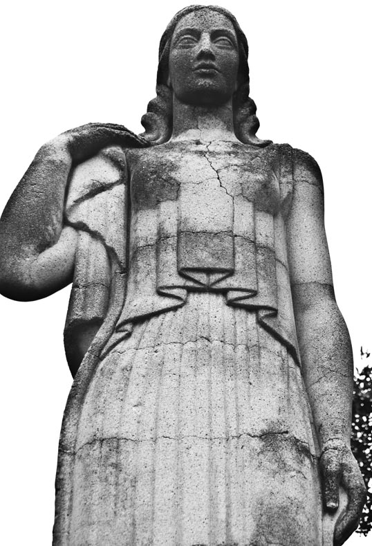 The Founders' Statue, Texas State Fair Grounds, Dallas, Texas