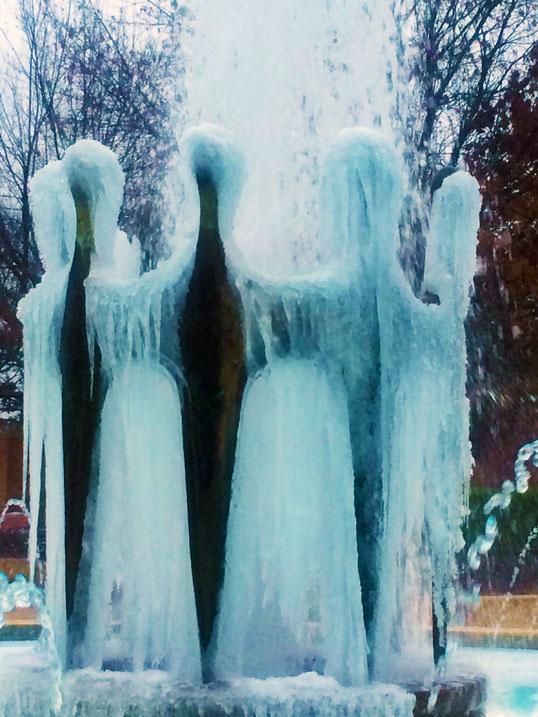 Richardson Fountain