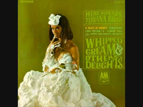 Herb Alpert, Whipped Cream