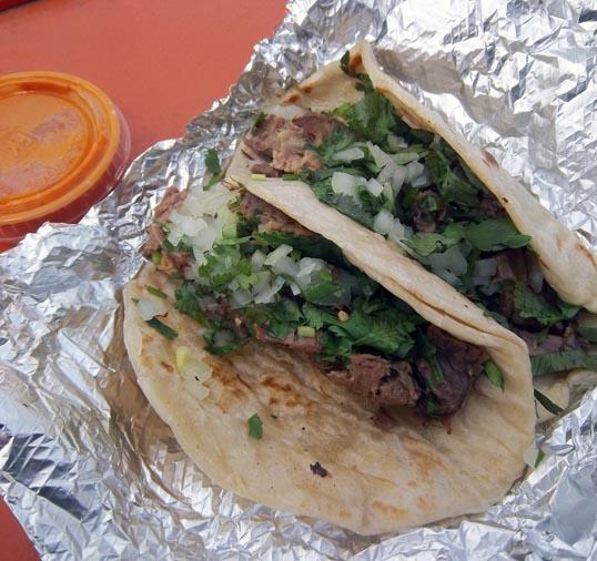Lengua Tacos from El Padrino