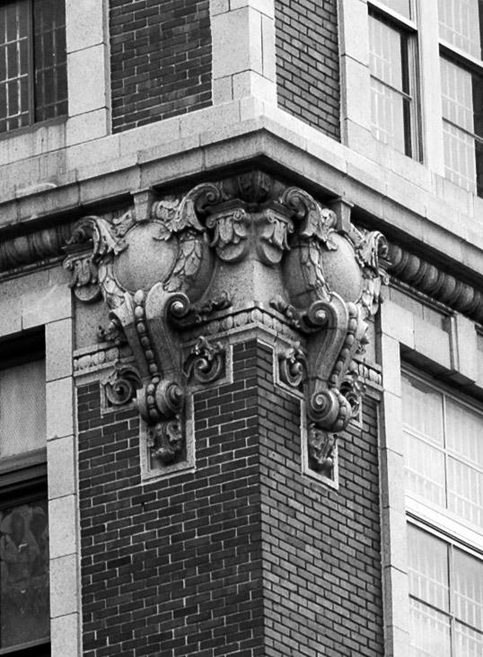Architectural Detail, Dallas, Texas