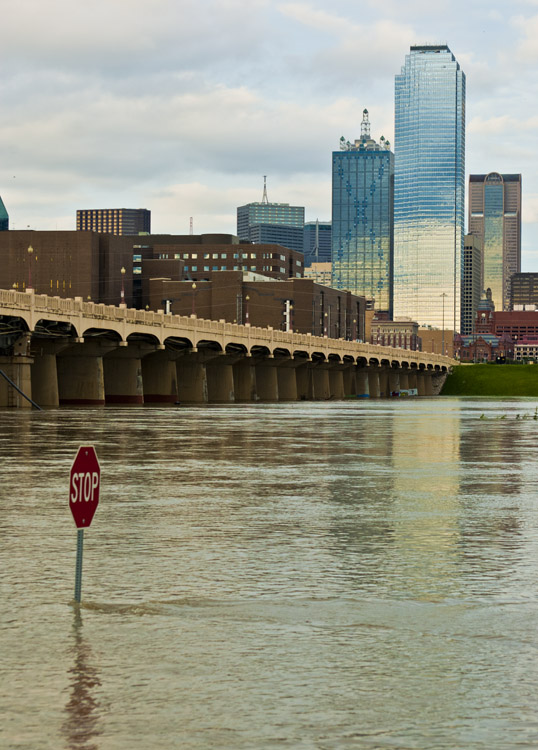 Trinity River,  Dallas, Texas