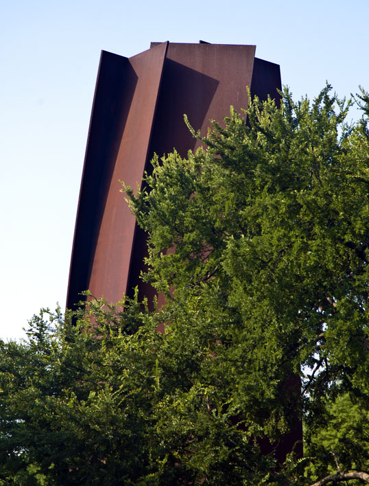 Vortex Richard Serra Modern Art Museum of Fort Worth