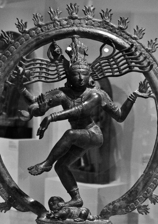 hiva Nataraja, South India, Tamil Nadu, Chola dynasty, 11th century, bronze, Dallas Museum of Art