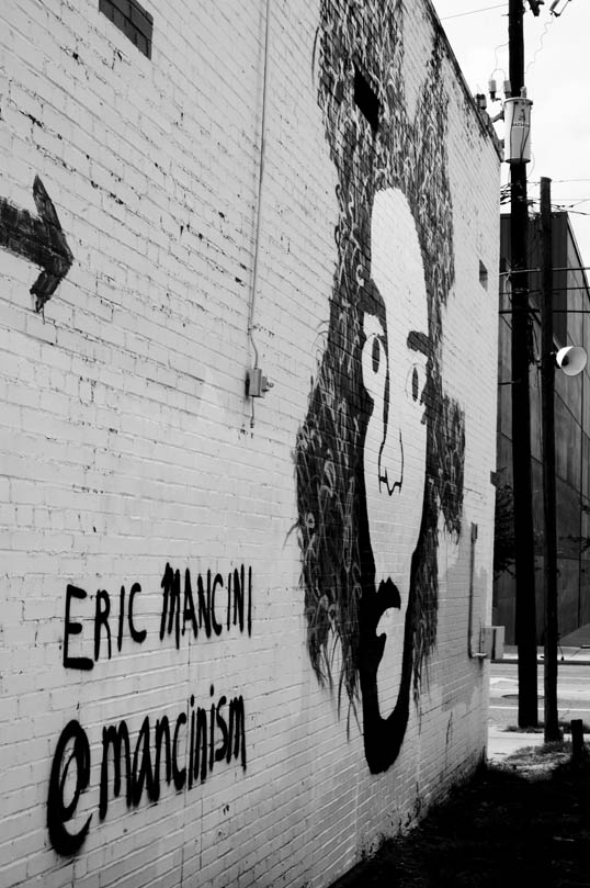 Eric Mancini Mural Dallas, Texas