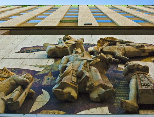 The Continental Building Dallas, Texas