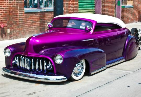 (click to enlarge) Invasion car show Deep Ellum Dallas, Texas