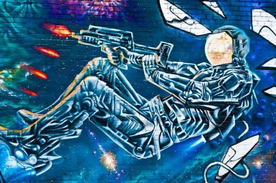 (click to enlarge) Mural, Deep Ellum Dallas, Texas
