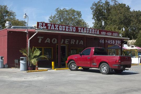 First Stop - El Taxqueño Taqueria