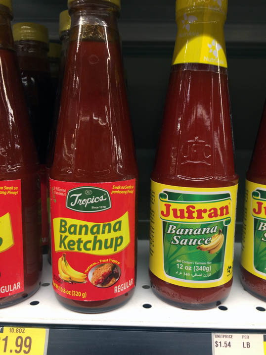 My Quest For Banana Ketchup Bill Chance