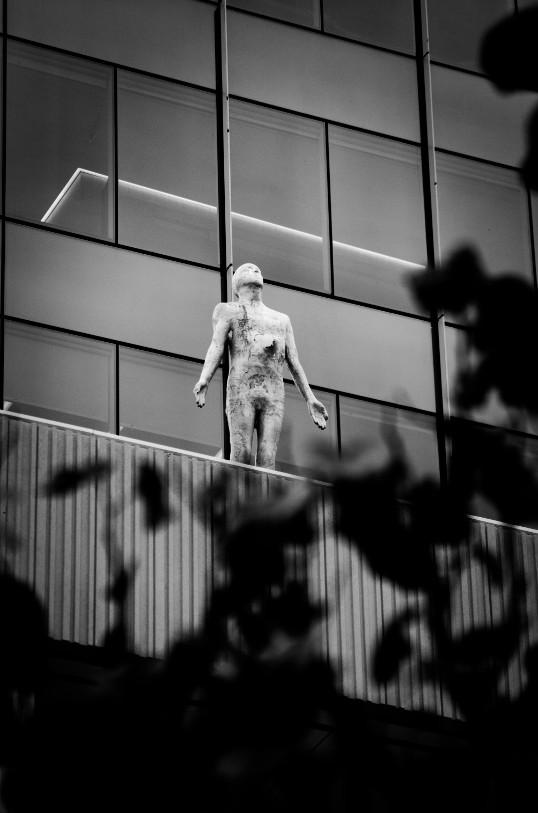 Body Found By Art Distrtict Dallas Tx